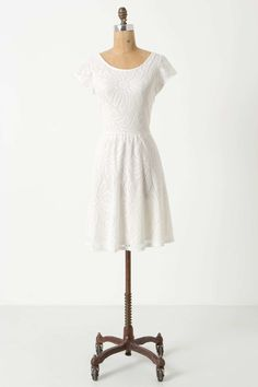 Inspiration for a white embroidered cotton dress (Burda Style 02/2011 Model 101 is the perfect pattern)