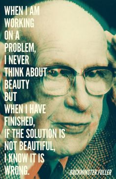 ...turning that page around to see..........! Buckminster Fuller Picture Quotes | Quoteswave