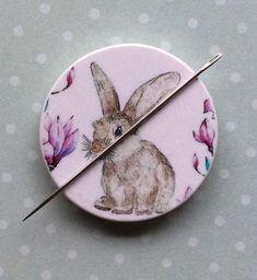 YESZ DIY Sewing Kits,Needle Cushion,Cute Hedgehog Sewing Needle Cushion Pin Holder Anti-Loss Needlework DIY Tool