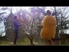 Die Sendung mit der Maus - Ostereierbaum in Saalfeld 2015 - YouTube