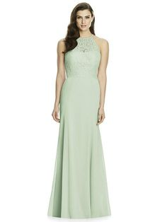 Dessy 2994 is shown in Celadon and a size 12.