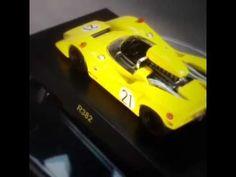 Kyosho 1:64 Ratio Die-cast Car NISSAN Minicar Racing Car Collection R382 1969...