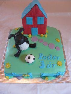 Emmas KakeDesign: Timmy Tid Kake