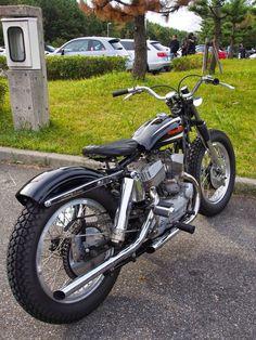 Hd Sportster, Custom Sportster, Custom Harleys, Custom Bikes, Street Motorcycles, Street Bikes, Harley Davidson Chopper, Harley Davidson Motorcycles, Bultaco Mercurio
