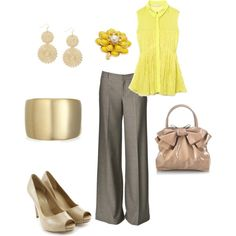 """Great Work Outfit"" by heatherp12 on Polyvore"