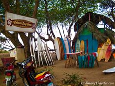 Alis Surf Camp - Dominican Republic