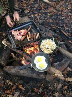 Ghillie Kettle Support Stand-Aventurier//Explorateur base Bushcraft Cuisinière Poêle