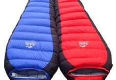 Aektiv Outdoors 15 Degree Ultralight Mummy Down Sleeping Bag for camping & backpacking with Compression Sack Cheap Sleeping Bags, Best Sleeping Bag, Mummy Sleeping Bag, Down Sleeping Bag, Camping Lanterns, Tent Camping, Camping Gear, Outdoor Camping, Camping Outdoors