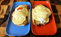 A classic hollandaise sauce with the added twist of tarragon - great for those lovely poached eggs