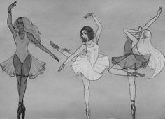 Su, Violette and Rosalya