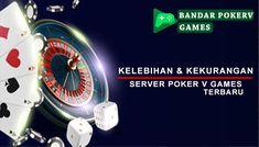 Keunggulan dan Kekurangan Server Poker V Games Online Terbaru V Games, Online Games, Poker