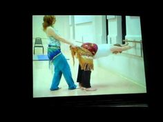 This Video features Stephanie Larson, the founder of Dancing For Birth™.