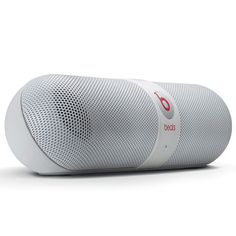 I liked this design on #Fab. Beats Pill White.