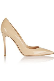 Gianvito Rossi Patent-leather pumps | NET-A-PORTER