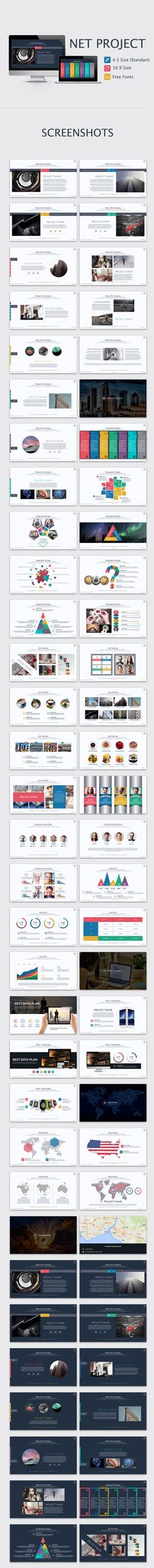 Net Powerpoint Template. Download here: http://graphicriver.net/item/net-powerpoint-template/15757330?ref=ksioks