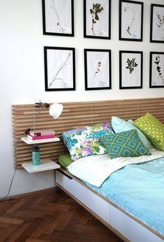 Bett Mandal - IKEA
