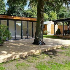 Time to give the grass a chance to grow back #sjvcarpentry #woodwork #design #carpentry #woodworkskills #garden #mancave #gardenbuildings #cedar #pergola de sjvcarpentry
