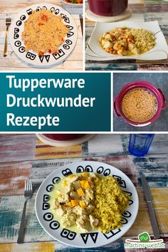 Die 8 besten Bilder von Tupper kochen in 2019 | Tupperware