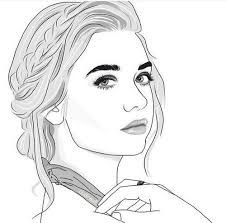 Image result for girl drawing