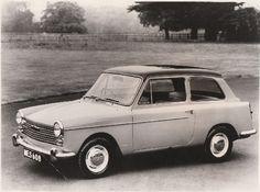 1960's Austin A40                                                                                                                                                                                 More