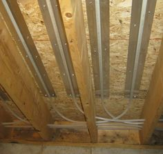 Radiant heat systems and kits do it yourself radiant floor kits i am hopeing to do a diy radiant job what i am planning is a staple up under floor radiant heating to solutioingenieria Choice Image