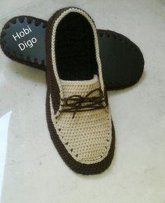#örgüayakkabı #crochet #shoes #zapatos #crochetlove #hobidogo #tig #çeyiz #patik Crochet Shoes, Honda, Espadrilles, Footwear, Knitting, Fashion, Loafers & Slip Ons, Shoes, Gentleman Shoes