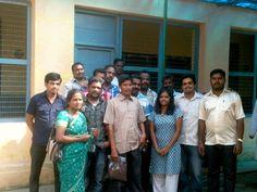 Joyful family reunion at The Banyan's homeless Shelter, Chennai.
