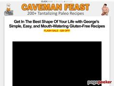 Caveman Feast: 200+ Paleo Recipes from Civilized Caveman and Abel James | - http://positivelifemagazine.com/caveman-feast-200-paleo-recipes-from-civilized-caveman-and-abel-james/