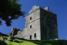Carnasserie Castle is a ruined 16th century tower house, noted for its unusual plan and renaissance detailing.