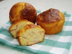 Recette muffins au jambon et parmesan : une recette simple à préparer, rapide et estimée déposée par Christelle.