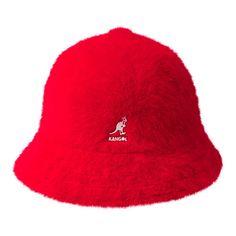 05687d8a88d Kangol Furgora Casual Bucket Hat - Scarlet Hats