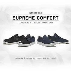 Introducing the Supreme Comfort Collection | Redefine traveling in style & comfort | ‪#‎ScoutItOut‬ | ‪#‎etnies