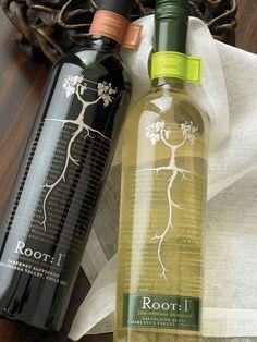 Root: 1 Wine bottles Design by Turner Duckworth