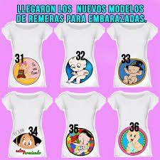 ed0eec4f1 Resultado de imagen para remeras baby shower. Alegna Villaverde · Diseño  Estampados Embarazada