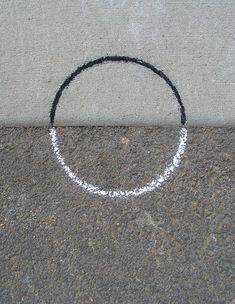 charcoal & chalk, Jamie Newton / Sacred Geometry <3