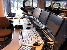 Nieuwe studio 3FM