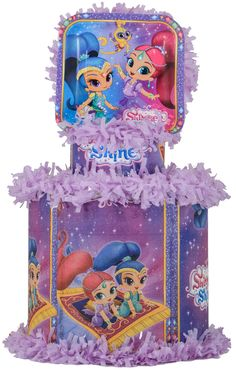 Shimmer and Shine Pinata - WorldOfPinatas.com