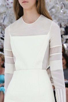 Christian Dior Fall 2014 Couture Fashion Show (Details) ♪