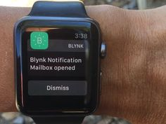 Get notified on your smartphone/smartwatch when your mailbox is opened. Displays a date and time as well as status LEDs using Blynk. By Rob Redford.