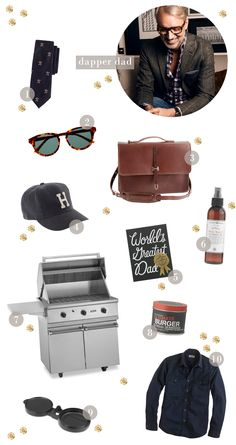 Father's Day Gift Guide | Chelsea & The City