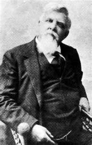 Judge Isaac Parker 1838-1896 aka The Hanging Judge.