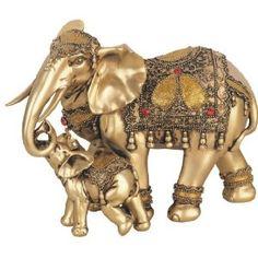 Thai Elephant Buddha figurine