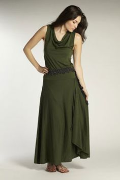 Womens organic cotton skirts and dresses. Ethical Fashion skirt by INDIGENOUS fair trade clothing.