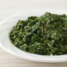 spinich recipes | WeightWatchers.com: Weight Watchers Recipe - Classic Creamed Spinach