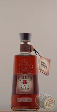 BourbonEnthusiast.com • Bourbon Reviews • Four Roses Single Barrel (U.S. 2nd Release)