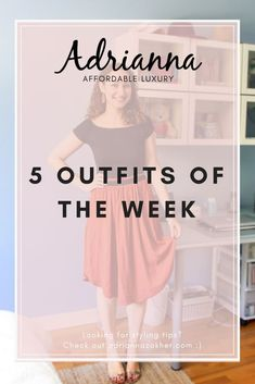 5 Outfits of The Week outfit inspiration Bbq Outfits, Pool Party Outfits, Office Outfits, Cute Outfits, Fashion Outfits, Work Outfits, Women's Fashion, London Fashion Bloggers, Thanksgiving Fashion