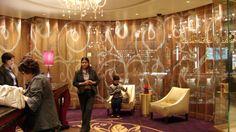 DaisyCake began making chain art screens in Phoenix Arizona in October 2001.