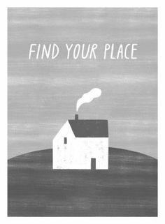 nastia sleptsova: find your place