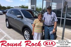 https://flic.kr/p/JWQz27 | Congratulations Gloria on your #Kia #Sorento from Brent Graham at Round Rock Kia! | deliverymaxx.com/DealerReviews.aspx?DealerCode=K449