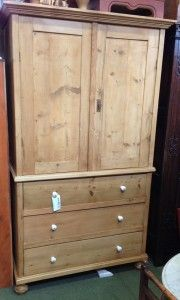 £495 PineCupboard.